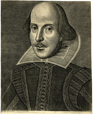 William Shakespeare - staging the world